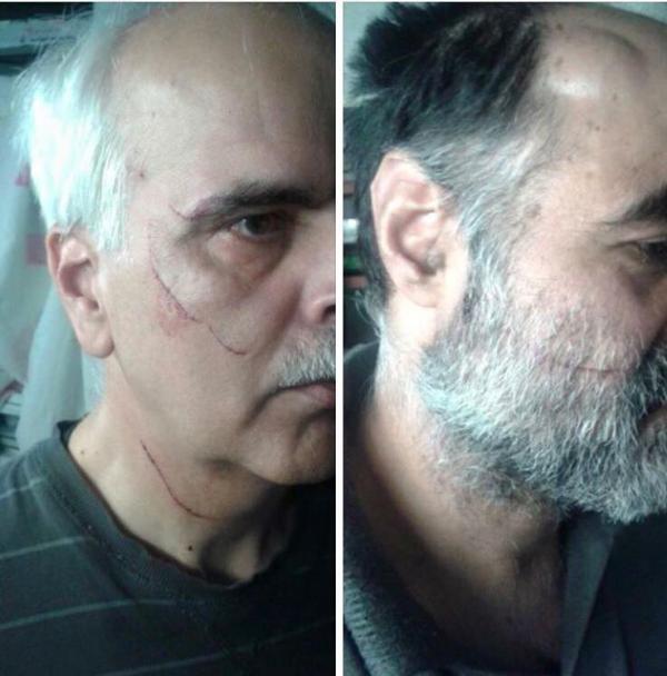 ضرب و شتم زندانیان سیاسی رجاییشهر