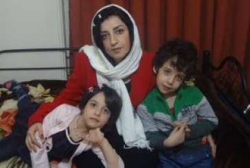 نامه نرگس محمدی در سالروز تولد دوقلوهایش