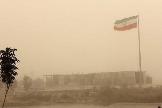 گرد و خاک ۱۲۴۶ نفر از مردم منطقه سیستان را روانه مراکز درمانی کرد