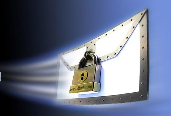 امنیت ایمیل و چت