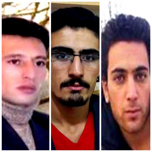 حکم حبس سه فعال مدنی در خوی اجرا شد