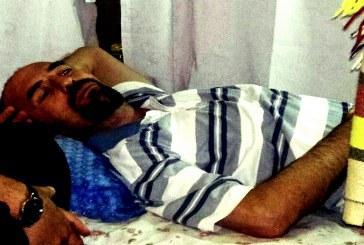 اعزام بهنام ابراهیم زاده فعال کارگری به بیمارستان و بازگشت مجدد به زندان