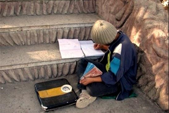 افزایش ۲۰ درصدی کودکان کار در اصفهان