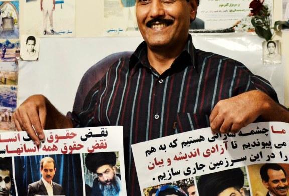 ما قلمهایمان را زمین نخواهیم گذاشت/ گفتگویی با زرتشت احمدی راغب