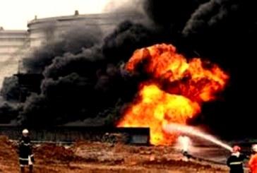 انفجاری دوباره در پتروشیمی مارون باعث زحمی شدن سه کارگر در حین کارشد.