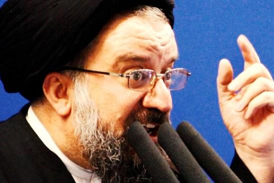 احمد خاتمی: جریان «نفوذ» در ایران کنسرت موسیقی برگزار میکند