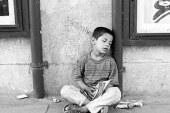سالیانه ۳۰۰ کودک خیابانی در قم جمع آوری میشود