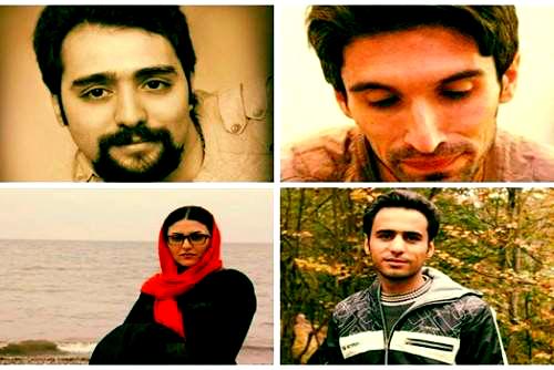صدور احکام چهار فعال مدنی از سوی دادگاه تجدید نظر
