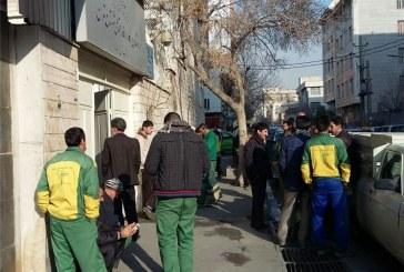 بیش از ۵۰۰ کارگر در قزوین بیکار شدند