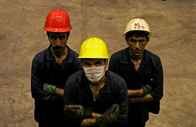 طلب شش ماهه کارگران زغال سنگ بلده