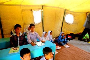 ۵۰۰ دانش آموز بازمانده از تحصیل در دزفول