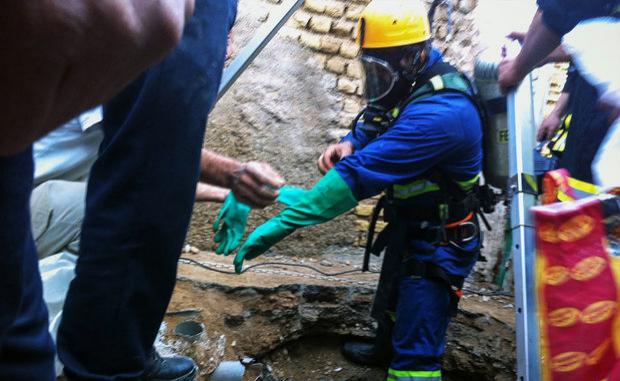بیهوششدن یک آتشنشان بجنوردی به علت گرما و فشار کار