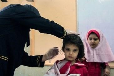 افزایش دانشآموزان مبتلا به شپش در اصفهان