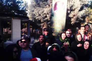 ششمین سالگرد جانباخته مصطفی کریم بیگی در فضای امنیتی برگزار شد