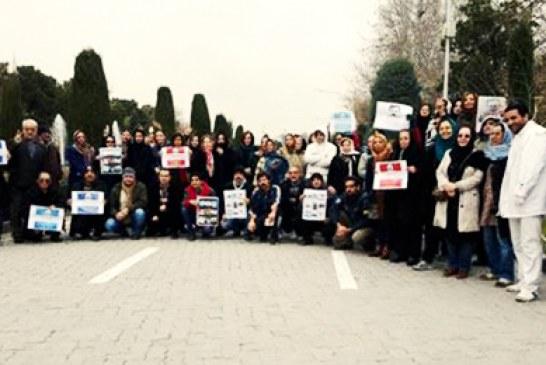 راهپیمایی های سراسری امروز در پشتیبانی از معلمان زندانی