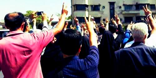 وزیر آموزش و پرورش در مواجه با خشم فرهنگیان از صحنه گریخت