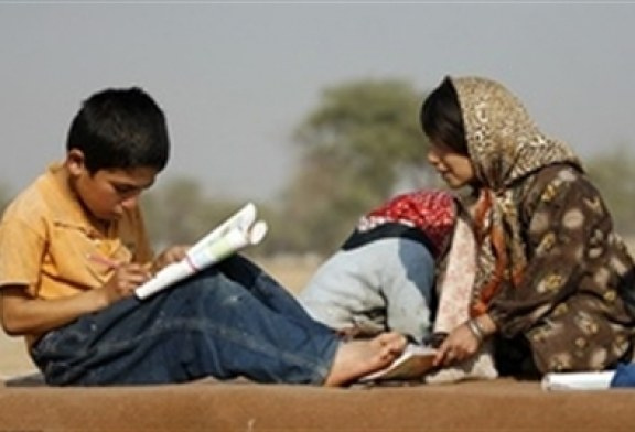آمارنگرانکننده ی کودکان بازمانده از تحصیل در سیستانوبلوچستان
