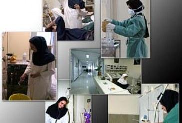 اخراج ۱۰۰ نفر از پرستاران در شهر کرمان