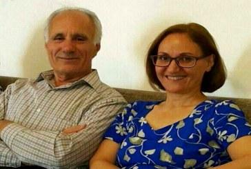 پروانه رحمانی، همسر ذبیحالله رئوفی، بازداشت شد