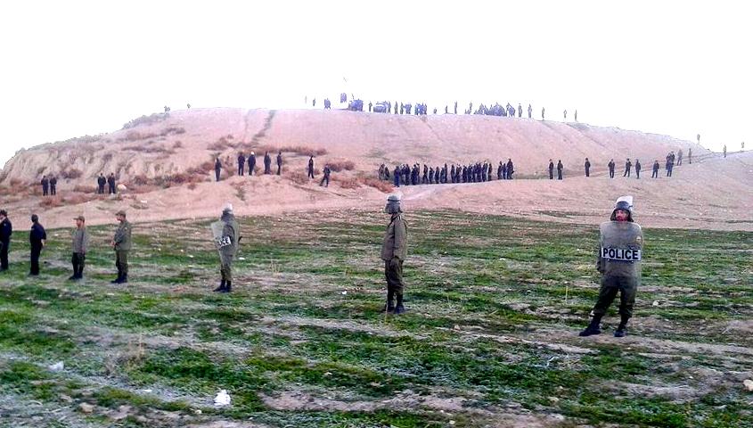 اعدام در ملاءعام یک جوان در استان فارس و یک زندانی در گرگان