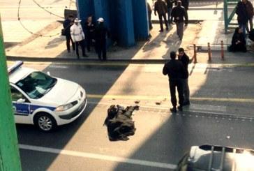 خودکشی دو دختر جوان بر اثر سقوط از پل چمران اصفهان