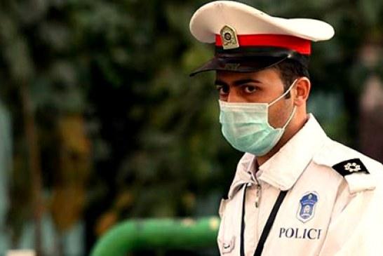 احتمال مرگ مامور پلیس بر اثر آلودگی هوای تهران