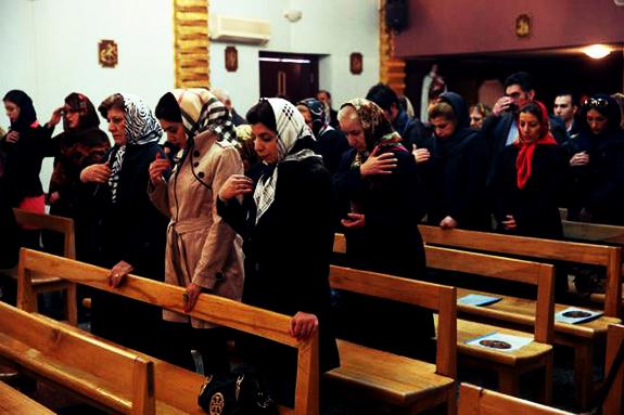 نماینده آشوریان و کلدانیان: یک هیئت مذهبی زمین یک کلیسا را در تهران غصب کرده است