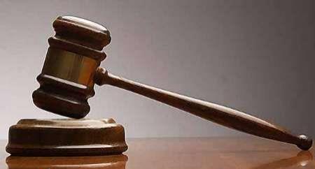 صدور حکم اعدام برای یک متهم به قتل
