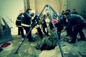 مرگ کارگر جوان با سقوط در عمق چاه ۳۰ متری