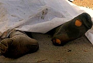 مرگ یک کارگر در جلفا