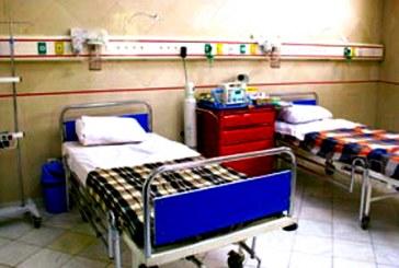 کمبود ۱۰۰ هزار تخت بیمارستانی در کشور