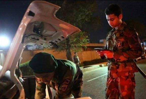 ادامه جو امنیتی در تهران؛ استقرار «لباس پلنگیها» در معابر عمومی