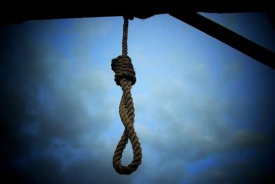 یک زندانی در اراک در ملاءعام به دار آویخته شد