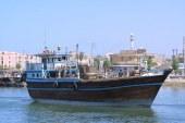 یک کارگر لنج باری در خوزستان مفقود شد