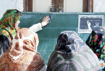 ١٩۷۰ نفر در دامغان بی سواد هستند