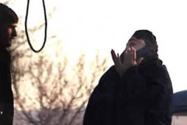 اعدام یک زن در قزوین