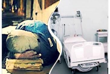 ترخیص بیمار کارتنخواب از بیمارستان و ادعای مسئولان وزارت بهداشت در این ارتباط