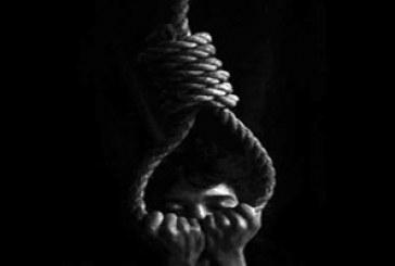 خودکشی یک کارگر در جوانرود