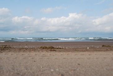 بیآبی به دریای خزر هم رسید/ عمق آب دریا ۱/۳ متر کم شد