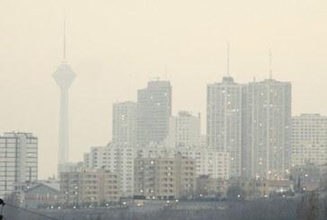 تعطیلی ٧٠ درصد گردش اقتصاد با آلودگی هوا