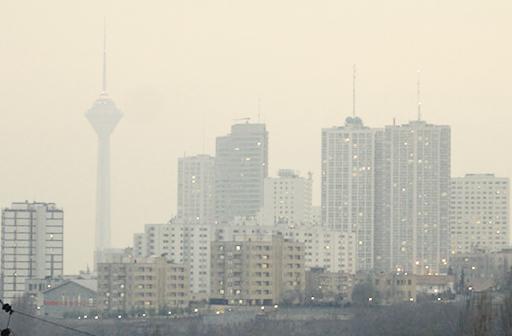 جان باختن سالانه ۵ هزار نفر به علت آلودگی هوا