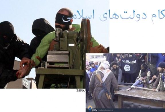 برخی از قوانین ایران تفاوت چندانی با قوانین داعش ندارند/  نرگس توسلیان