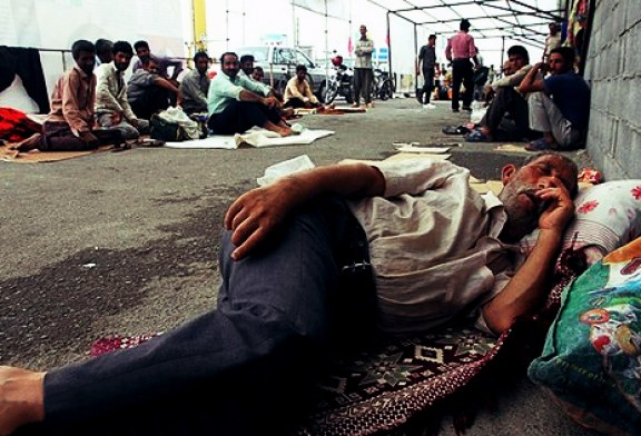 بیکاری ۷۰ درصدی کارگران ساختمانی