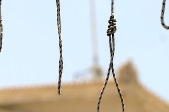 اعدام چهار زندانی در زندان لاکان رشت