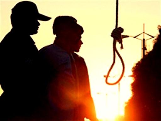اعدام دو زندانی با اتهام قتل در زندان رشت