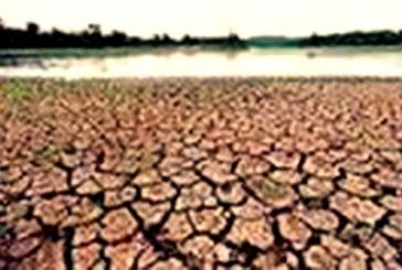 رودخانه کرخه در هویزه خشک شد؛ تجمع اعتراضی کشاورزان