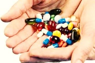 مرگ ۷۳۲ نفر در اثر مسمومیت دارویی در سال گذشته