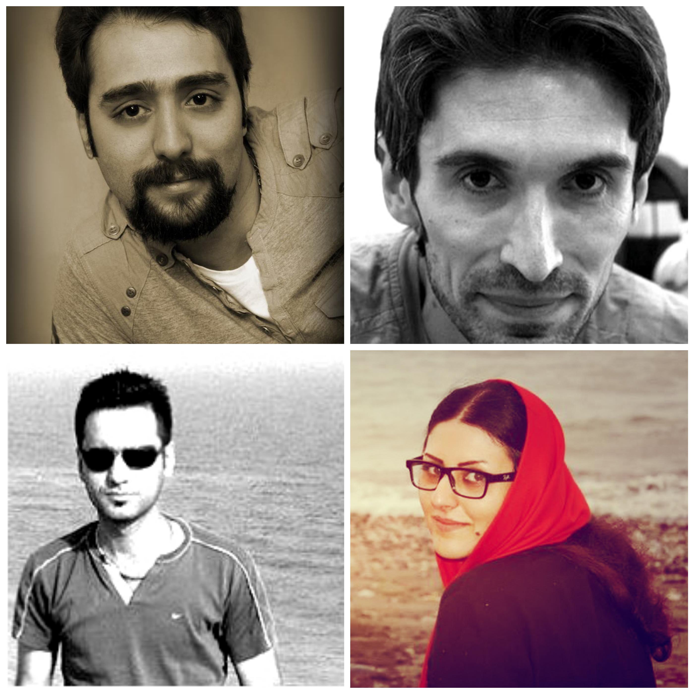 دادگاه تجدید نظر چهار فعال مدنی سه شنبه برگزار خواهد شد