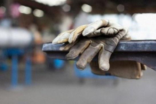 فوت کارگر کارخانه کاشی بر اثر سقوط دستگاه صنعتی
