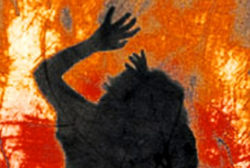 خودسوزی یک زن باردار در فسا